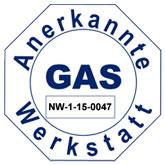 Anerkannte Gas Werkstatt
