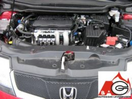 honda cr v 2 0i vtec erfolgreich auf autogas lpg umger stet. Black Bedroom Furniture Sets. Home Design Ideas